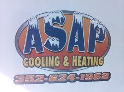Asap Cooling & Heating Logo