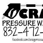 Craig Pressure Washing Logo