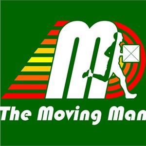 The Moving Man, Inc. Logo