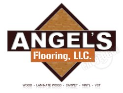 Angels Flooring LLC Logo