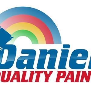 Daniels Quality Painting Logo