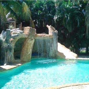 Aqua Blue Pools Cover Photo