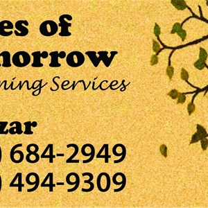 Trees of Tomorrow Trimming Services Logo