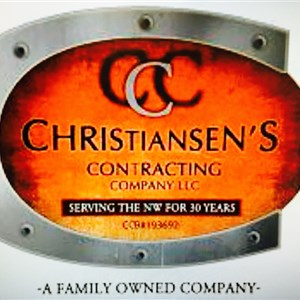 Christiansens Contracting Company Logo