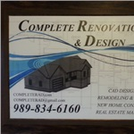 Complete Renovation & Design, LLC Logo