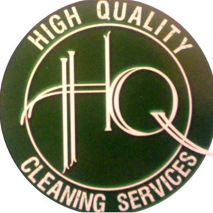 High Quality Cleaning Services Logo