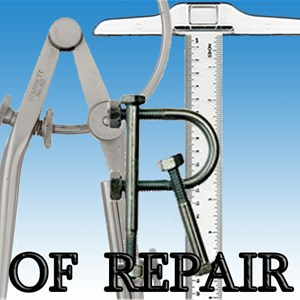 Art of Repair Cover Photo
