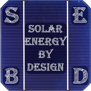 Solar Energy By Design Logo