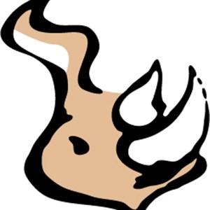 White Rhino Electric Logo