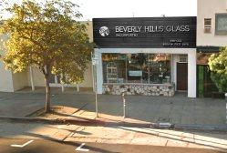 Beverly Hills Glass, Inc. Logo
