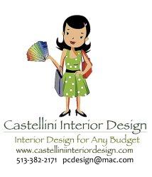 Castellini Interior Design Logo