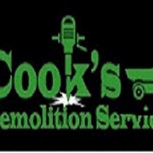 Cooks Demolition Services Logo