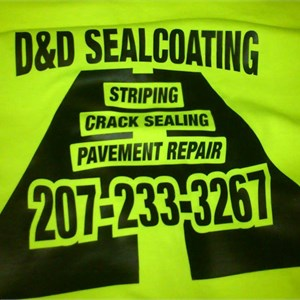 D & D Seal Coating Cover Photo
