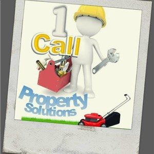 1 Call Property Solutions Logo
