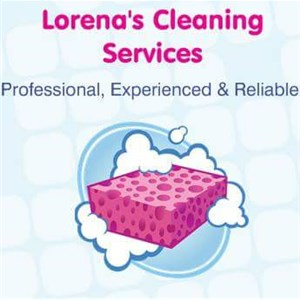 Lorenas Cleaning Service Logo