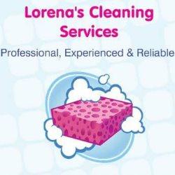 Lorenas Cleaning Service Logo