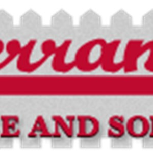 Serrano Fence & son inc Logo