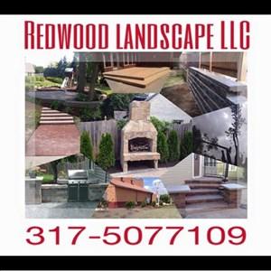 Redwood Landscape LLC Logo