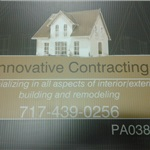 Innovative Contracting Cover Photo