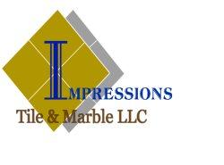 Impressions Tile & Marble LLC Logo