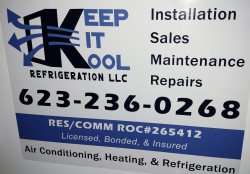 Keep It Kool Refrigeration LLC Logo