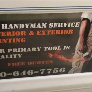 Handyman Required