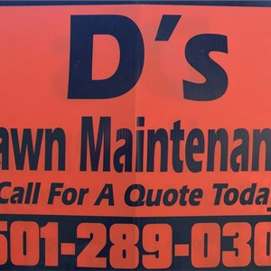 D Lawn And Maintenance Cover Photo