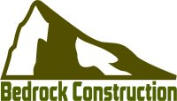Bedrock Construction Logo