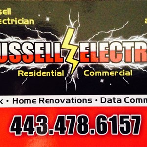 Russell Electric Logo