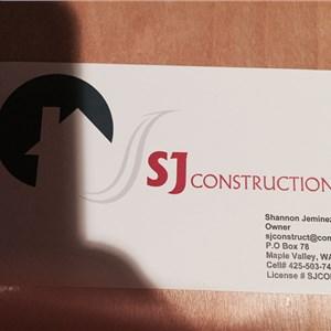 Sj Construction Cover Photo