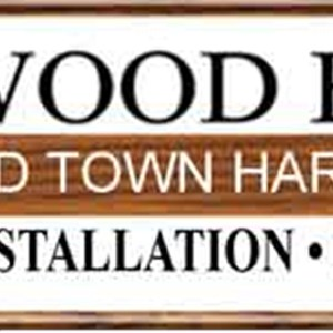 Old Town Hardwood Cover Photo