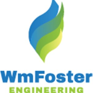 Wmfoster Engineering Logo