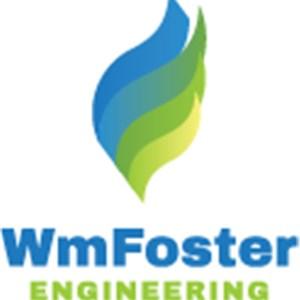 Wmfoster Engineering Logo