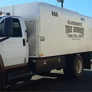 SS HERNANDEZ TREE SERVICE Cover Photo