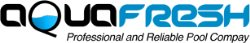 Aquafresh Pool Store Logo
