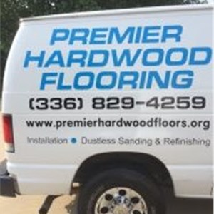 Premier Hardwood Flooring Cover Photo