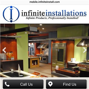 Infinite Installations Cover Photo
