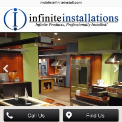 Infinite Installations Logo