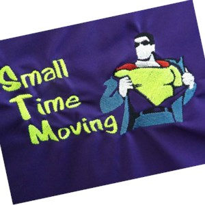 Small Time Moving Logo