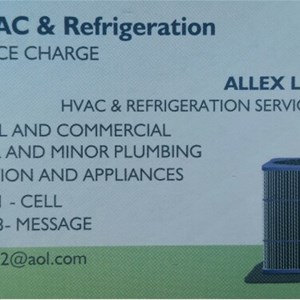 Ajs Heating Cooling & Refrigeration Services Logo