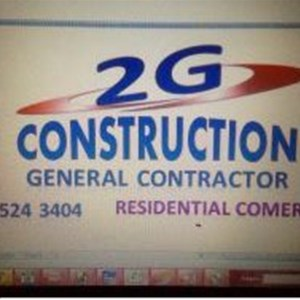 2g Construction Logo