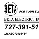 Beta Electric Inc Logo