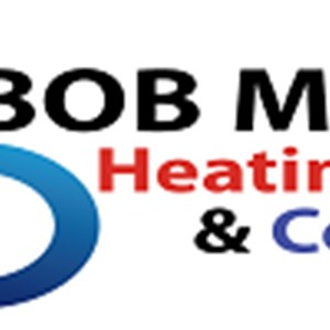 Bob Mills Heating & Cooling Logo