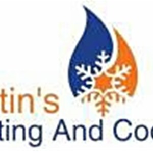Justins Heating & Cooling Logo