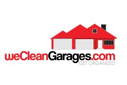 weCleanGarages.com Logo