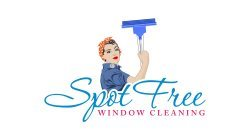 Spot Free Window Cleaning Logo