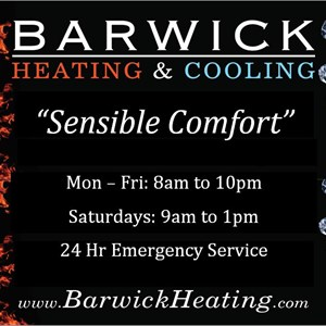 Barwick Heating & Cooling Logo