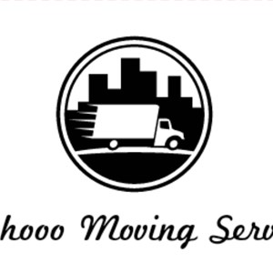 Woohooo Moving Company Logo