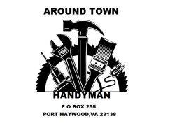 Around Town Handyman Service Logo