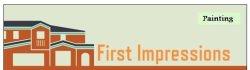 First Impressions Painting, LLC Logo